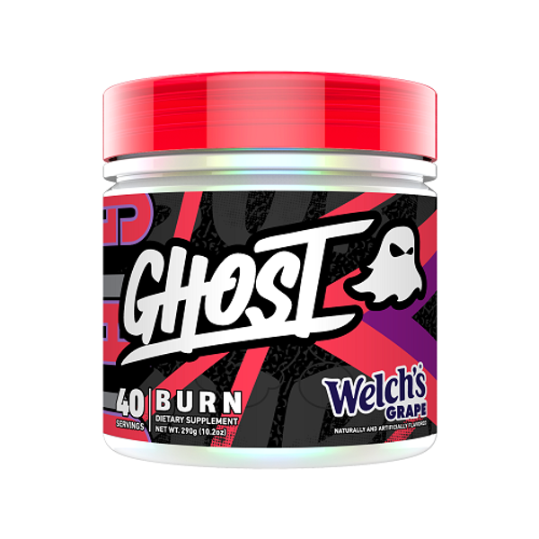 Ghost Lifestyle Burn Black Thermogenic