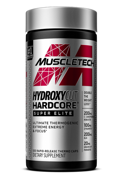 Muscletech Hydroxycut Hardcore Super Elite