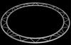 "Global Truss 12"" I Beam Vertical / Horizontal Circle / 19.69ft. (6.0m)"