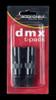 Elation DMX T PACK 3pin / 5pin Professional Grade DMX Terminator Set