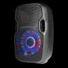 American Audio Battery PWR PA Speaker w/ LEDs + Wireless Microphone