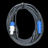 Accu Cable 12' 3Pin DMX & Power Link Cable / AC3PPCON12