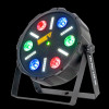 Eliminator Lighting Trio Par LED RG LED  / Laser Par Light