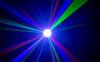 ADJ Startec Rayzer LED RGB Effect Light w/ Multi Color Lasers