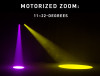 ADJ Focus Spot 4Z Pearl LED Moving Head Spot w/  Focus / Zoom