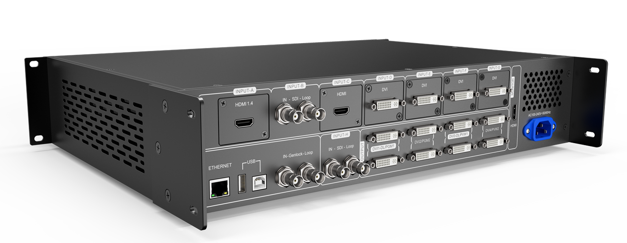 NovaStar J6 High-Performance Multi-Screen Splicing Processor