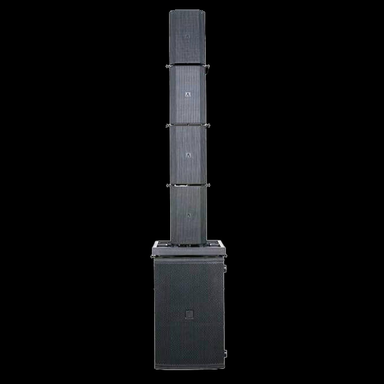 Avante Audio Imperio Bleacher Stack 210 Powered Speaker System