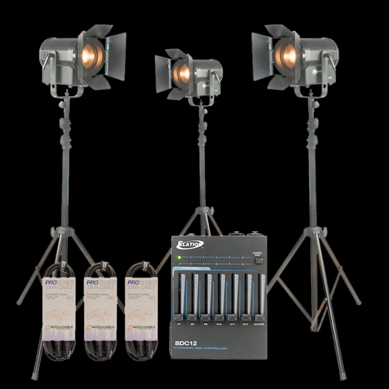 ADJ Basic Stream PAK Production Lighting Package
