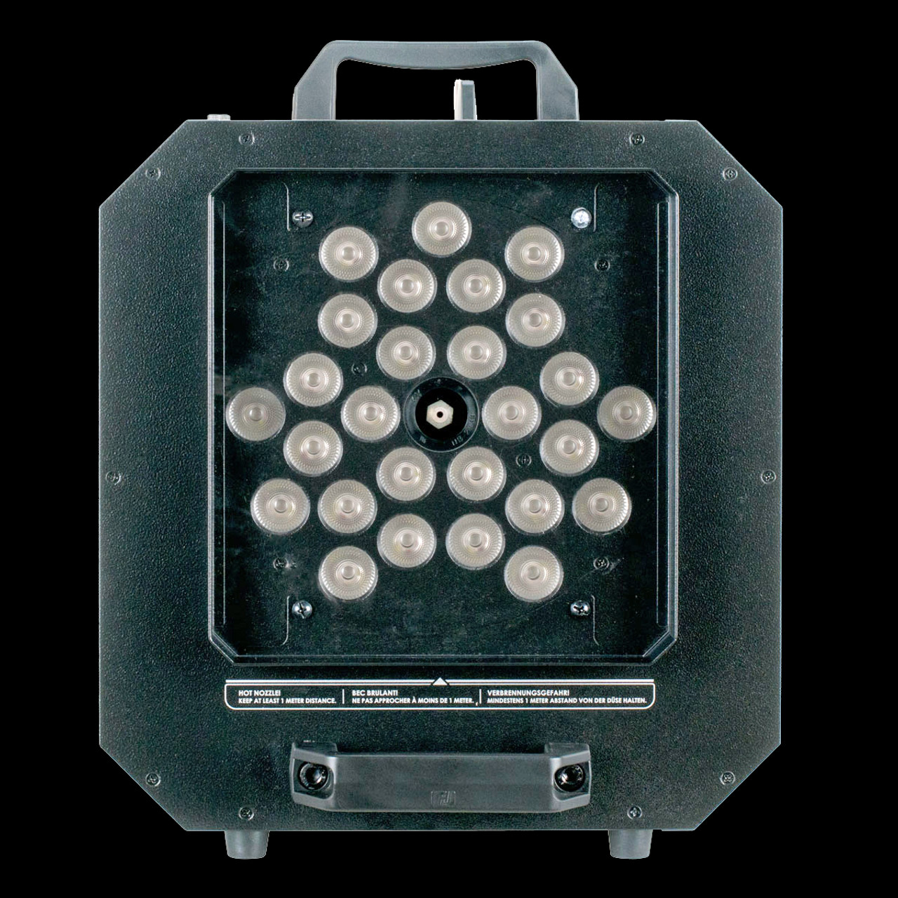 Antari M-9 Vertical Fog Machine / (RGBAW) Lighting Burst Effect