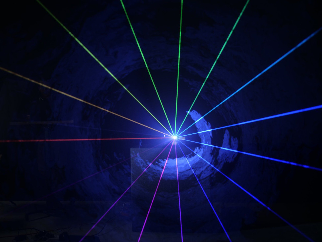Unity Lasers ELITE 2 PRO FB4 Laser Light Show Projector
