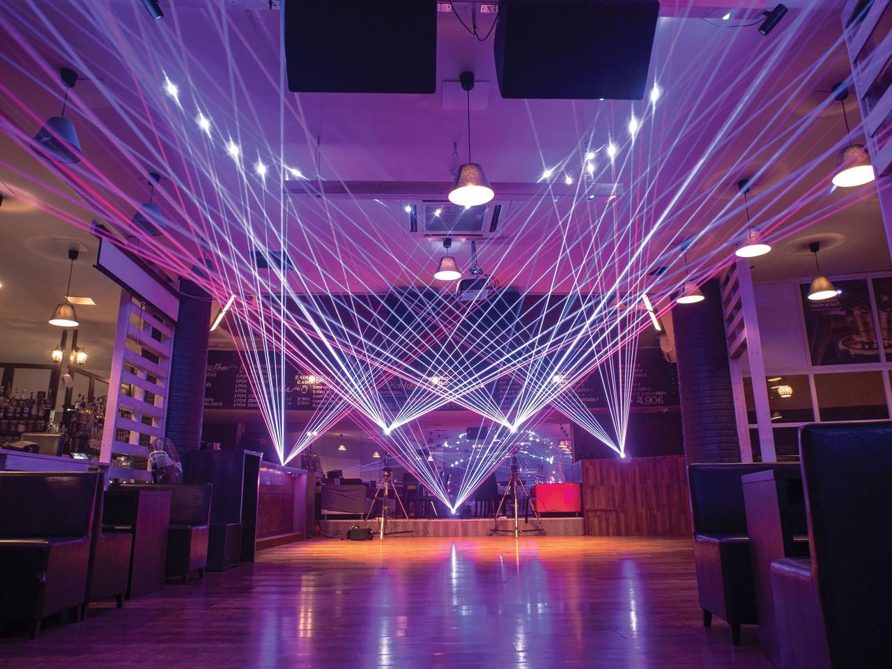 Unity Lasers ELITE 2 PRO FB4 Laser Light Show Projector