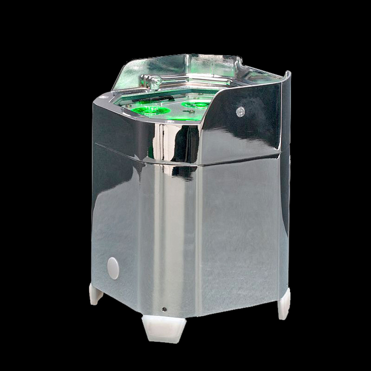 ADJ Element Hex IP Chrome Battery Powered / Wireless / DMX LED Par Light