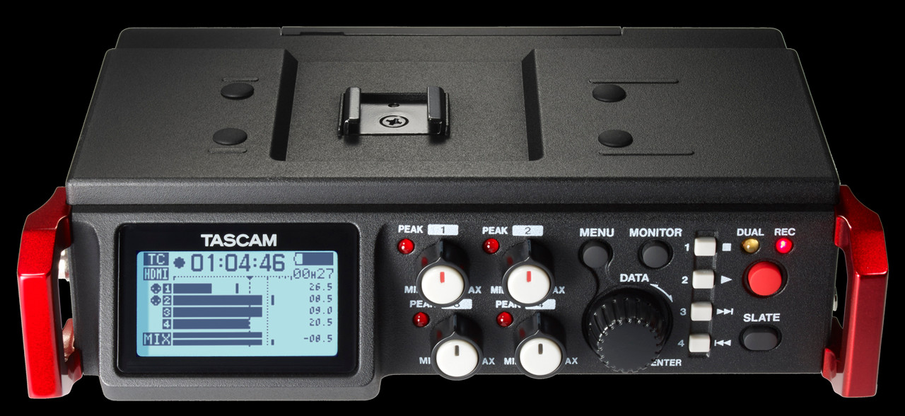 TASCAM DR-701D 6-track Recorder / Video Production
