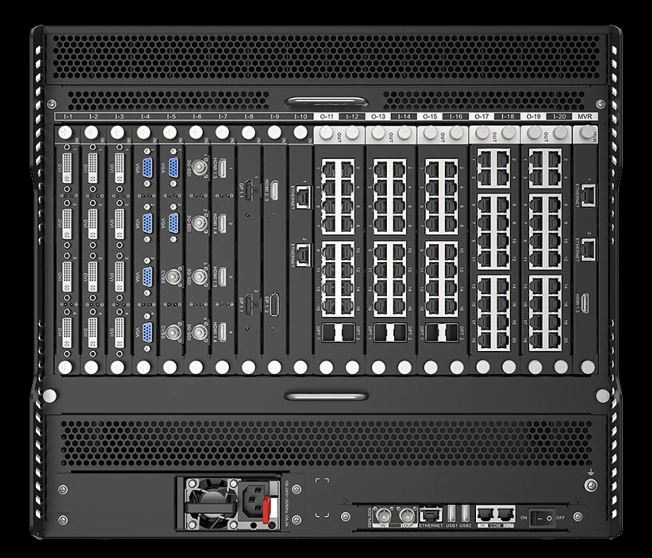 NovaStar H9 All-in-one Video Splicing Processor