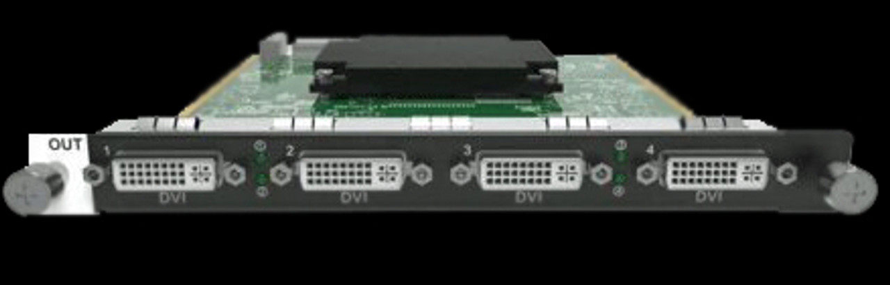 NovaStar H_4xDVI H Series 4x DVI Input Card
