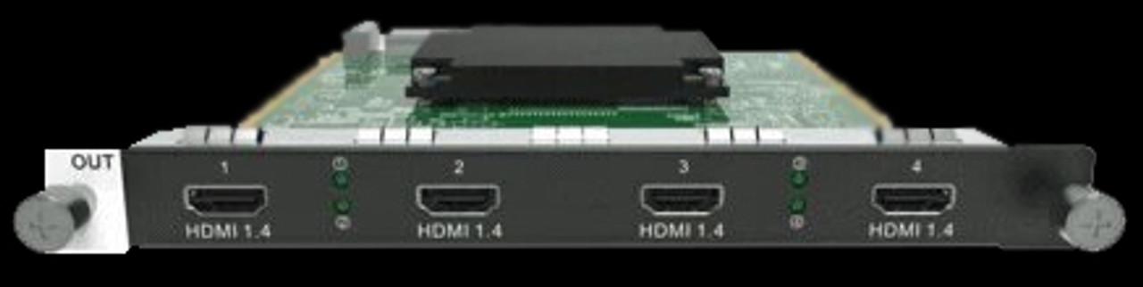 NovaStar H_4xHDMI H Series 4x HDMI Input Card