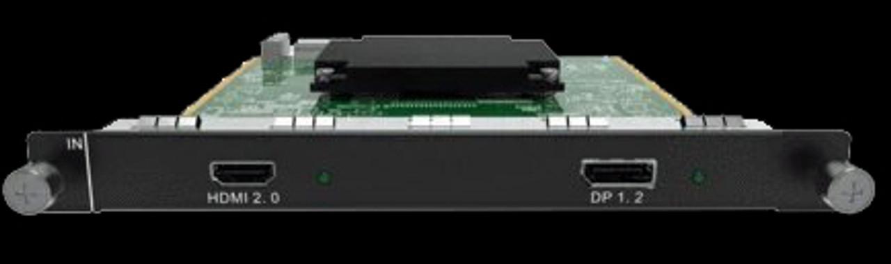 NovaStar H_1xHDMI2.0+1xDP1.2 - H Series 1x HDMI2.0 + 1x DP1.2 Input Card