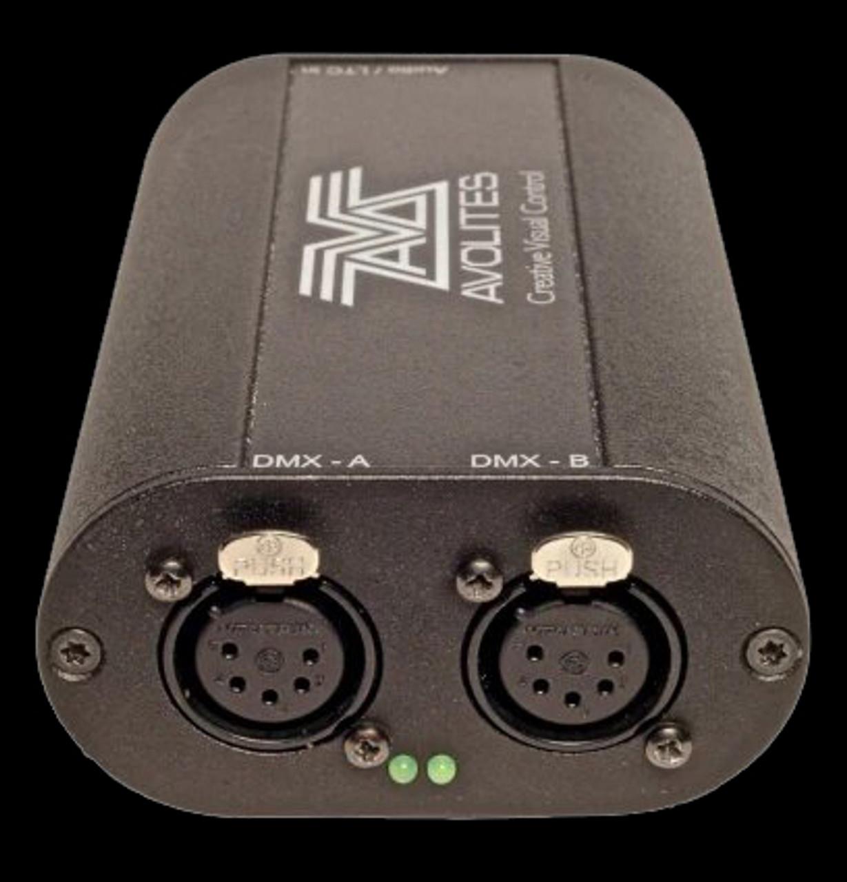 Avolites T2 Two Universes MIDI Control / Unlocked