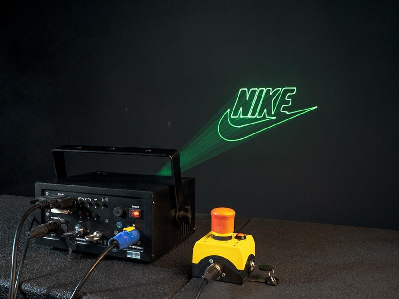 Unity RAW 10 Laser Light Show Projector