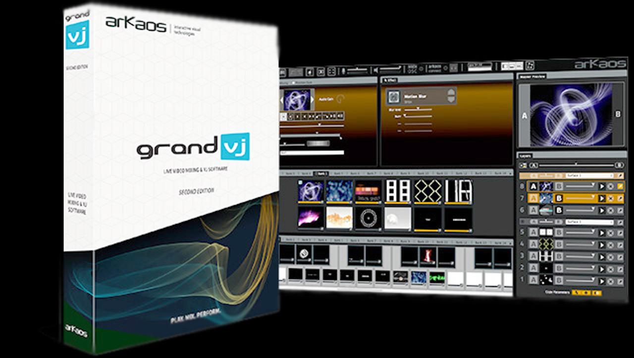 Arkaos Grandvj Free Download For Mac