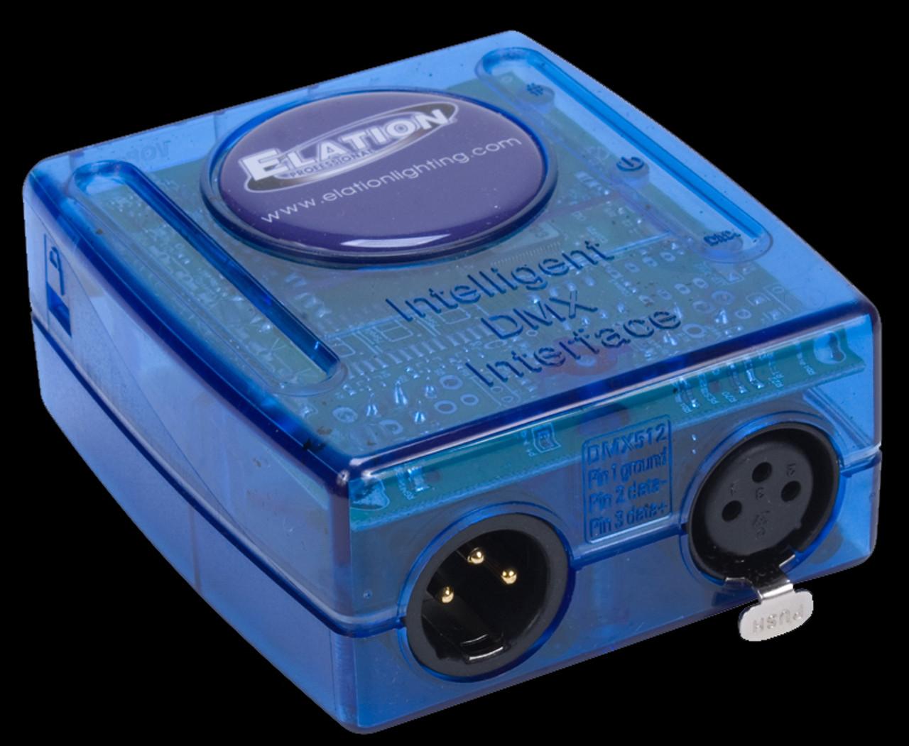 ADJ Compu Cue Basic DMX Computer PC Software