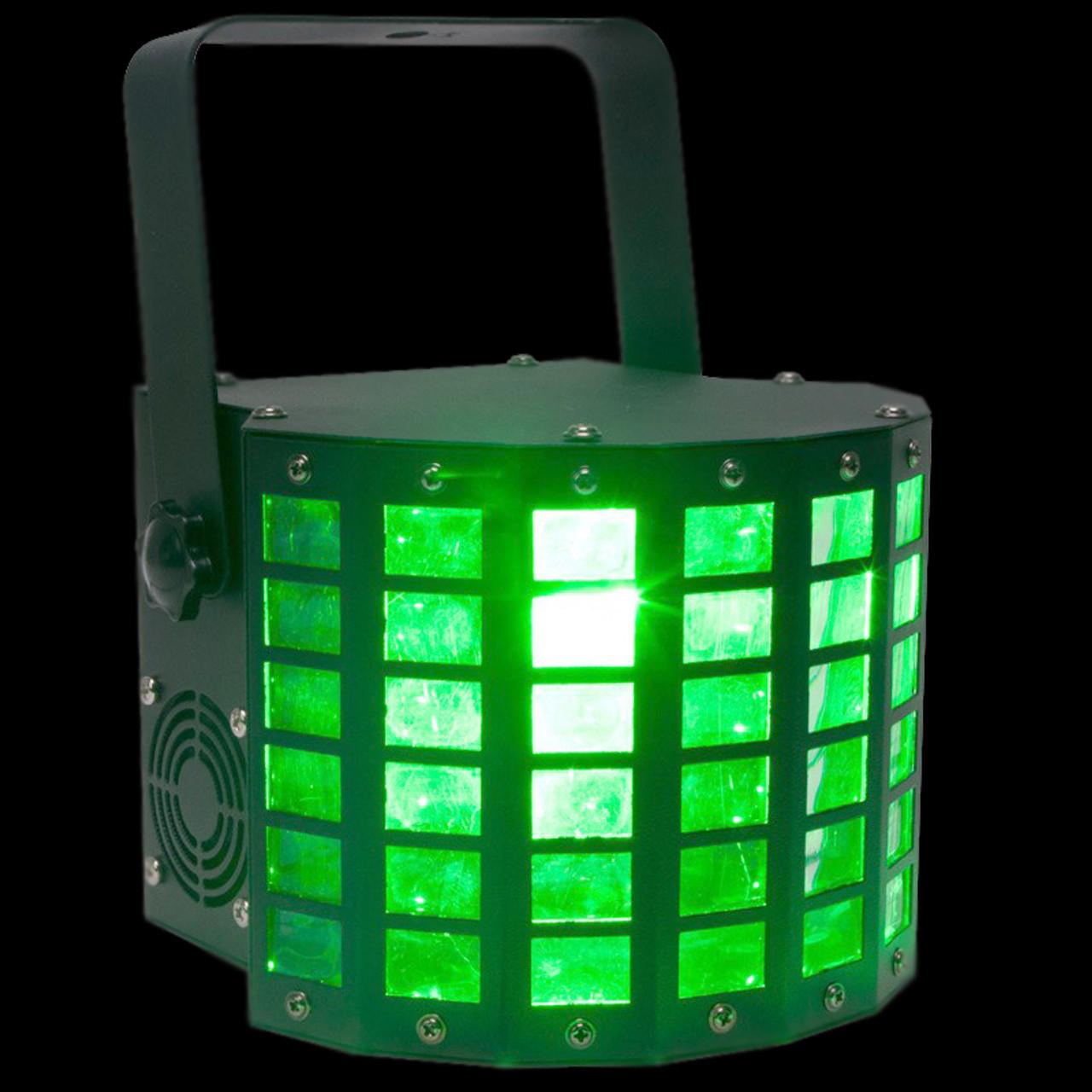 ADJ Mini Dekker RGBW Quad LED Multi-beam DJ lighting Effect