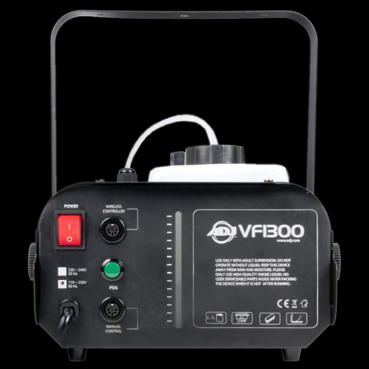 ADJ VF1300 Mobile DJ Fog Machine