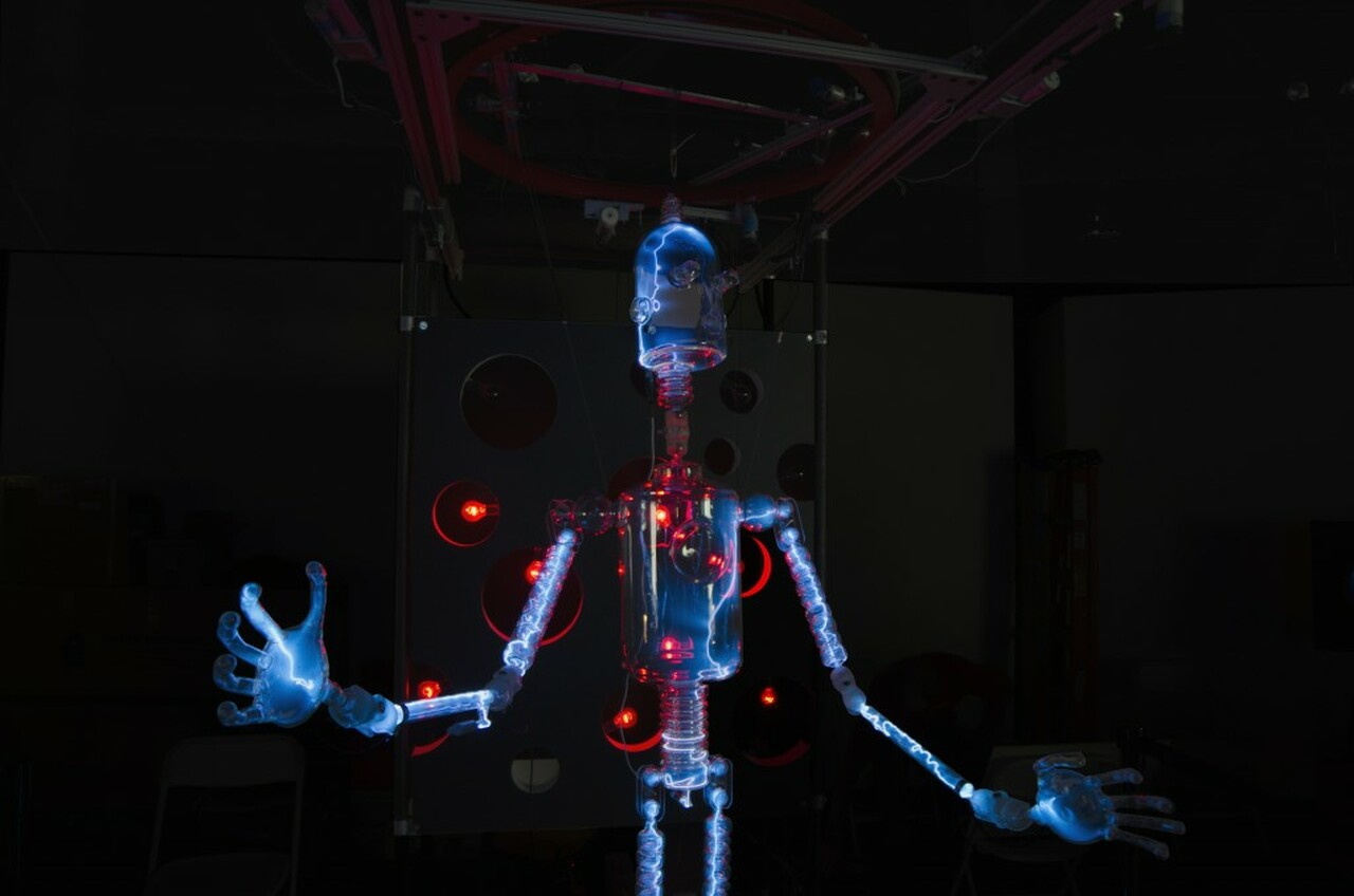 Phantom Dynamics Plasma Tube Electrical Plasma Light Effect