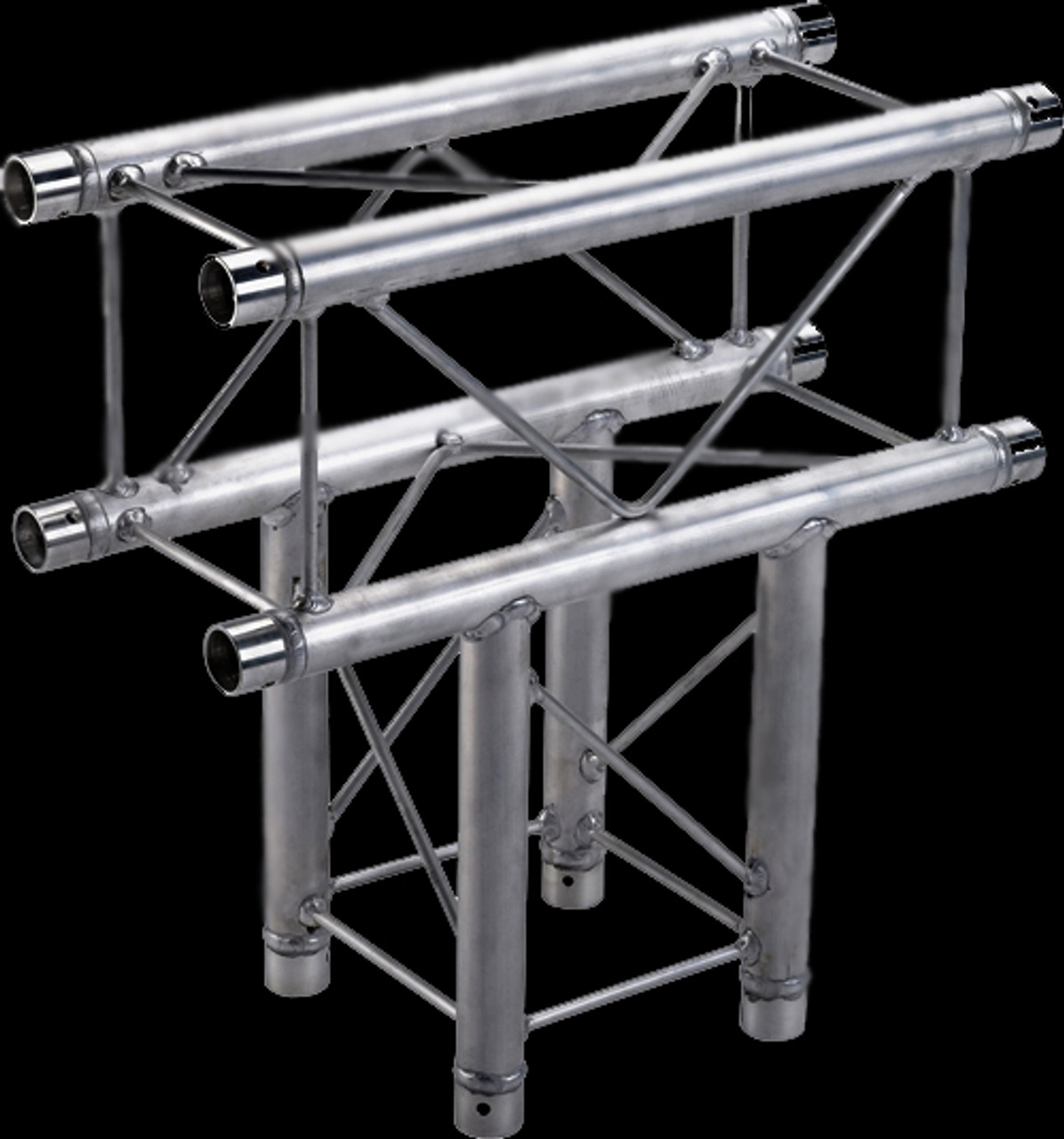 "Global Truss F24 9"" 3 Way T-Junction / 1.64ft. (0.5m)"