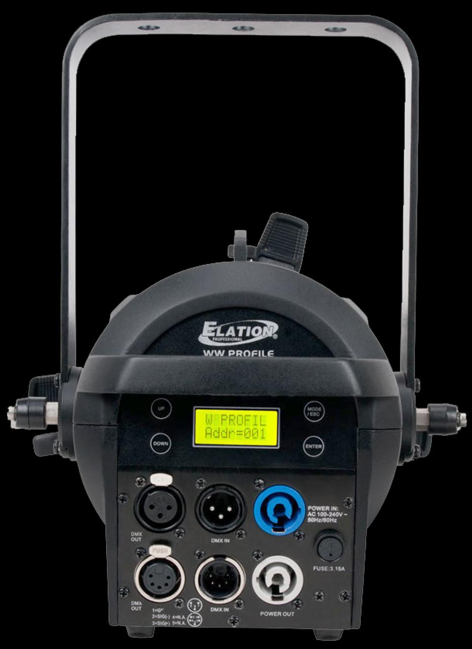 Elation WW Profile LED Profile WW 3k Ellipsoidal