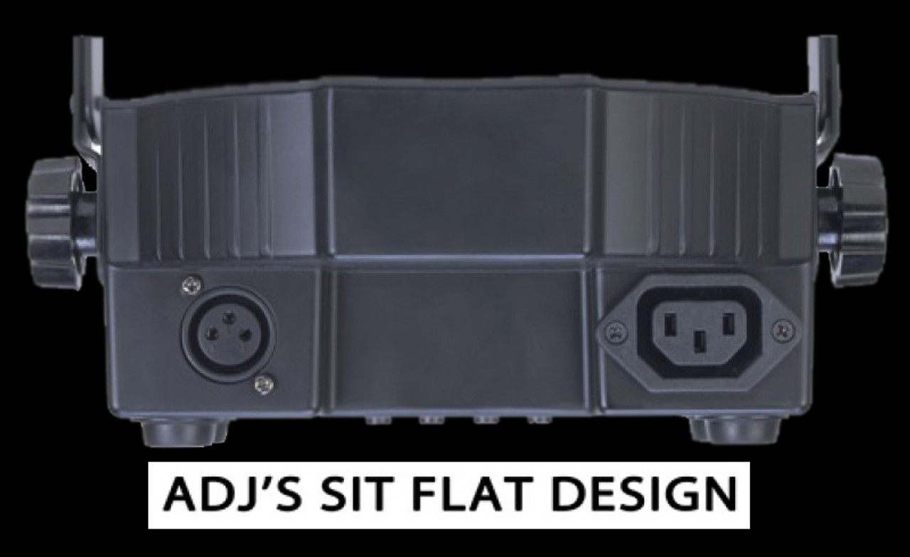 ADJ Mega Flat Pak 8 Plus 8 Light LED Par Can Lighting Package