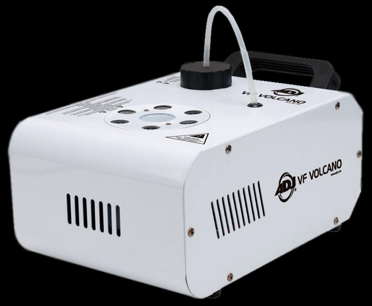 ADJ VF Volcano Vertical Fog Machine w/ LED Lighting Fog