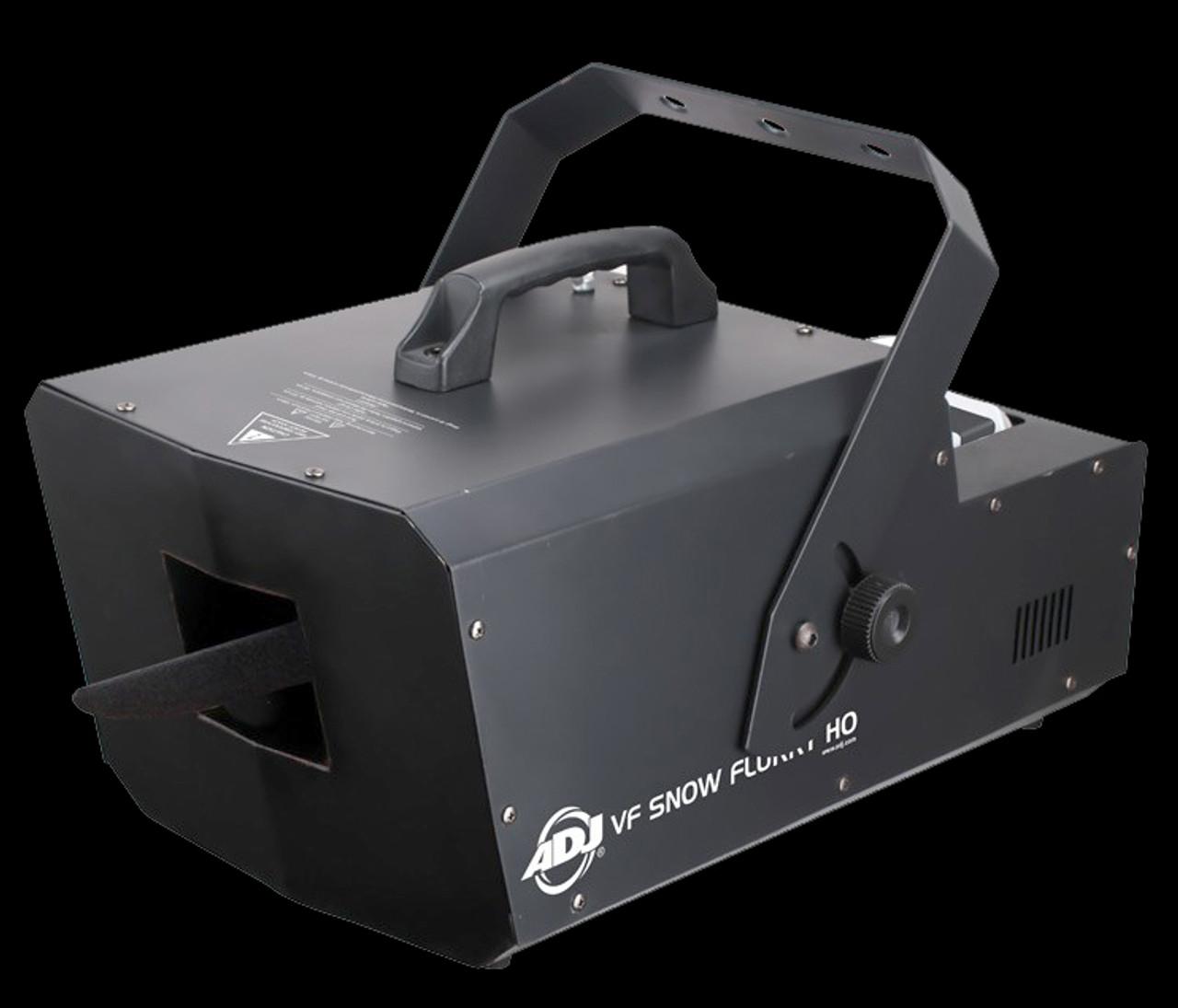 ADJ VF Snow Flurry HO 1250W Mobile DMX Snow Machine