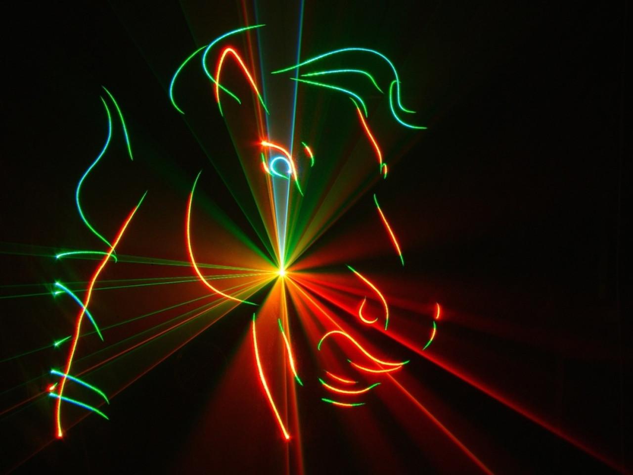 KVANT ClubMax 800 Full Color Club Laser Projector