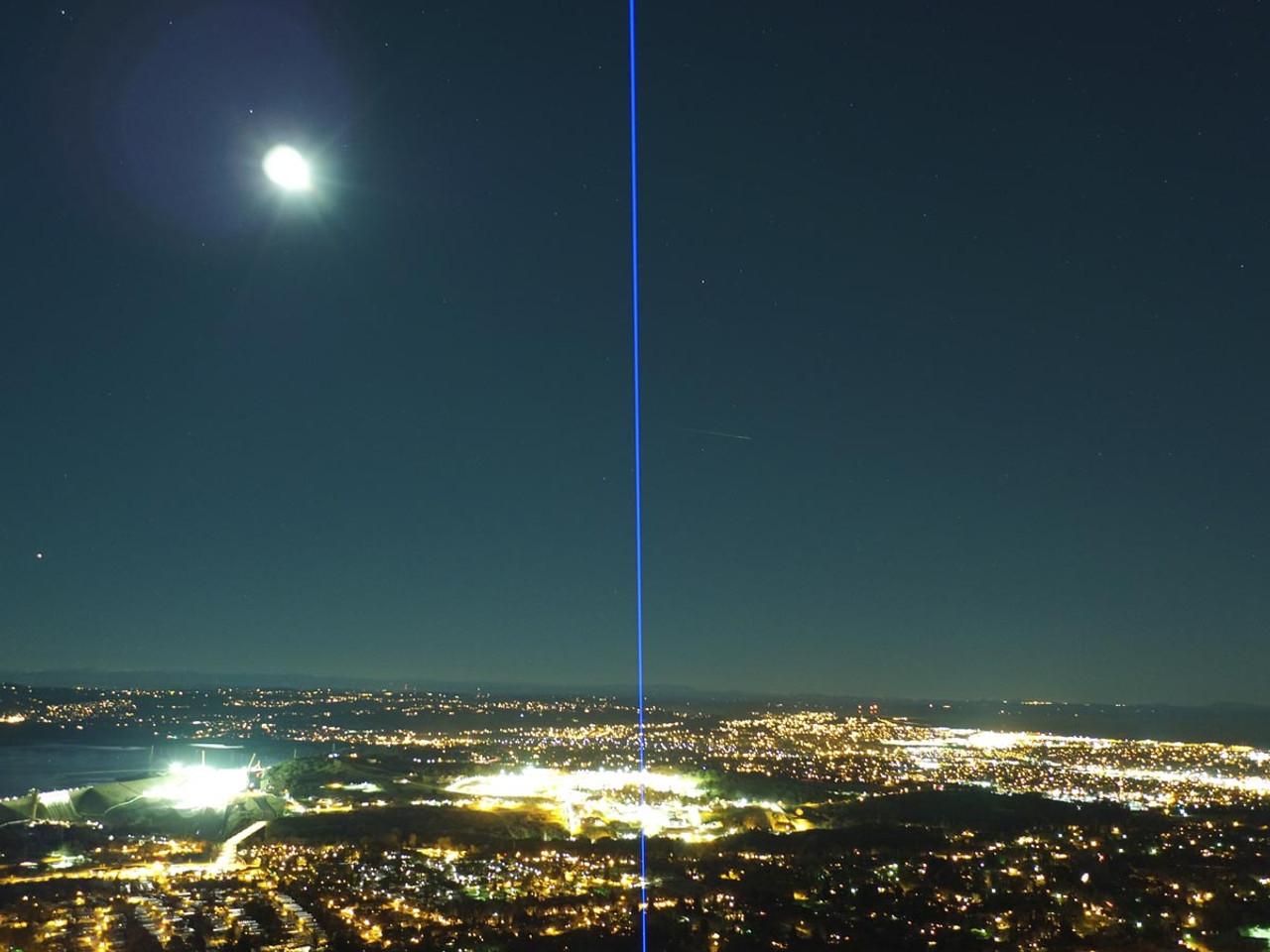 Phantom Dynamics Laser Space Cannon Skybeam Searchlight