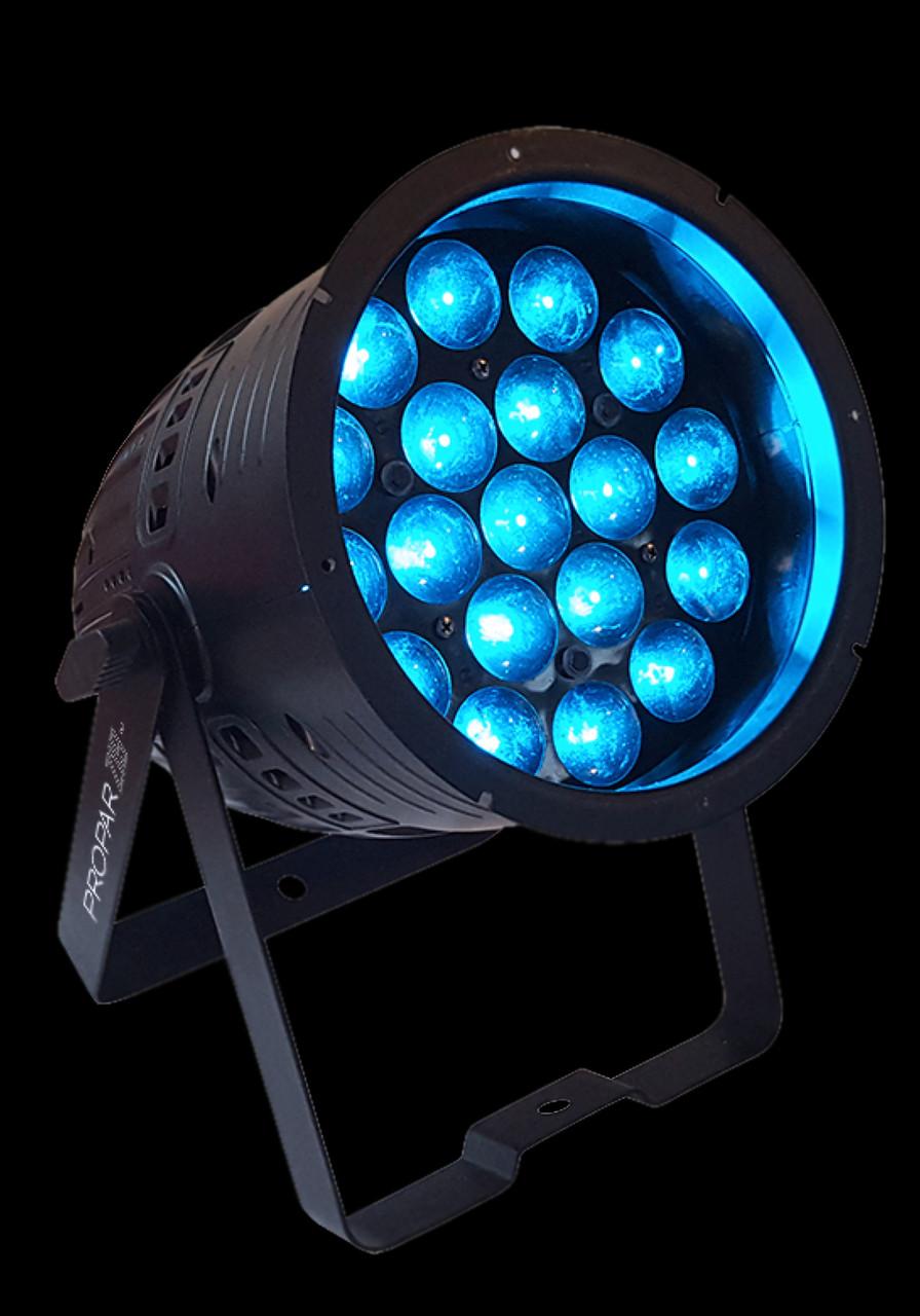 Blizzard Lighting Propa Z19 Rgbw Led Par Can Light