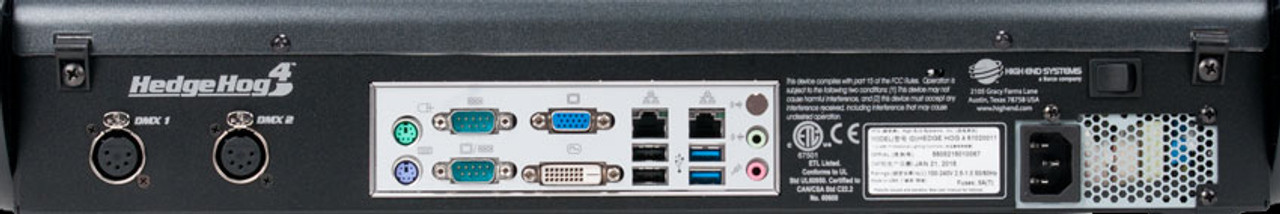 ETC Hedge Hog 4N II Lighting Console