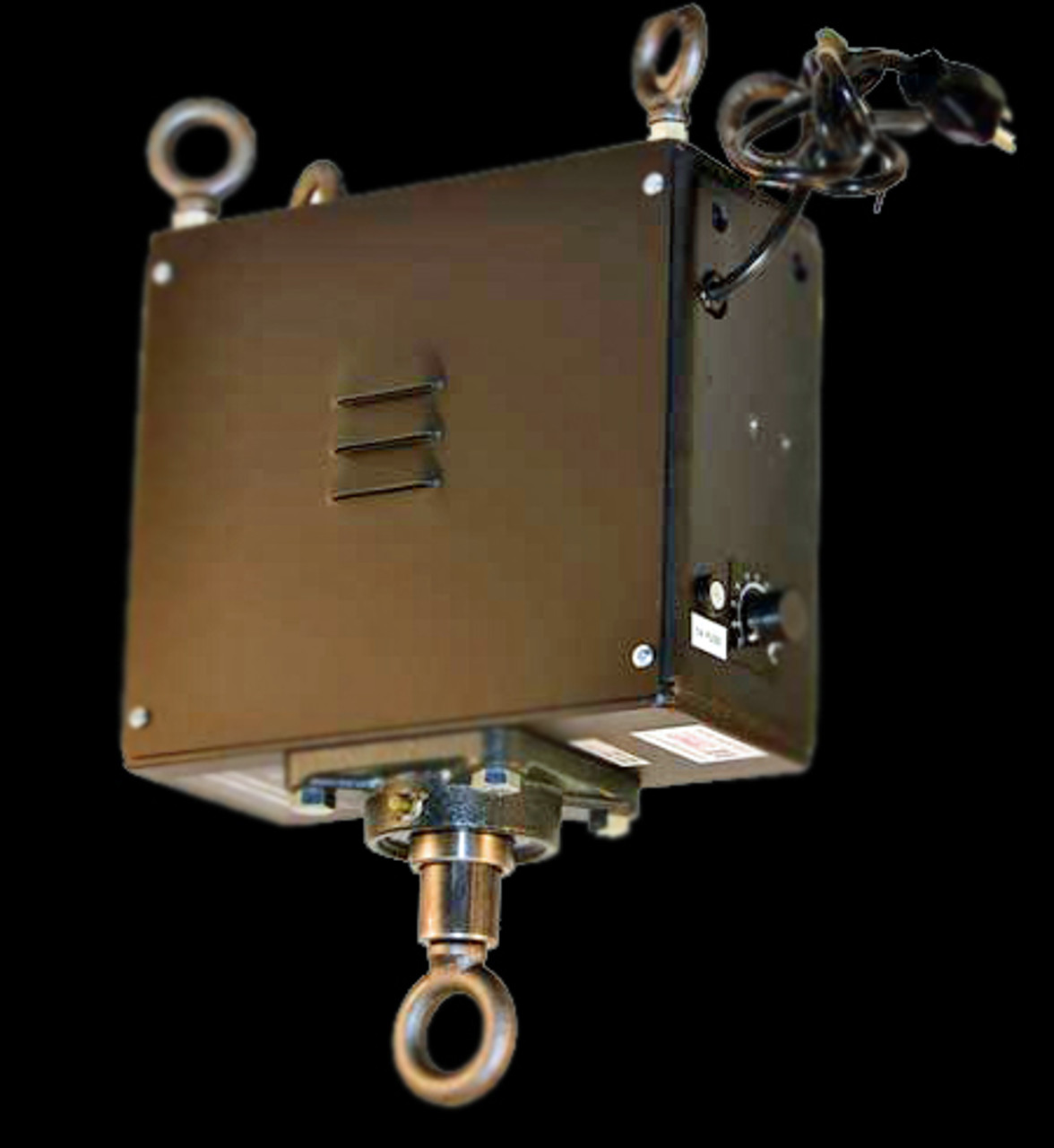 Phantom Dynamics Heavy Duty Mirror Ball Motor / Variable Speed / DMX