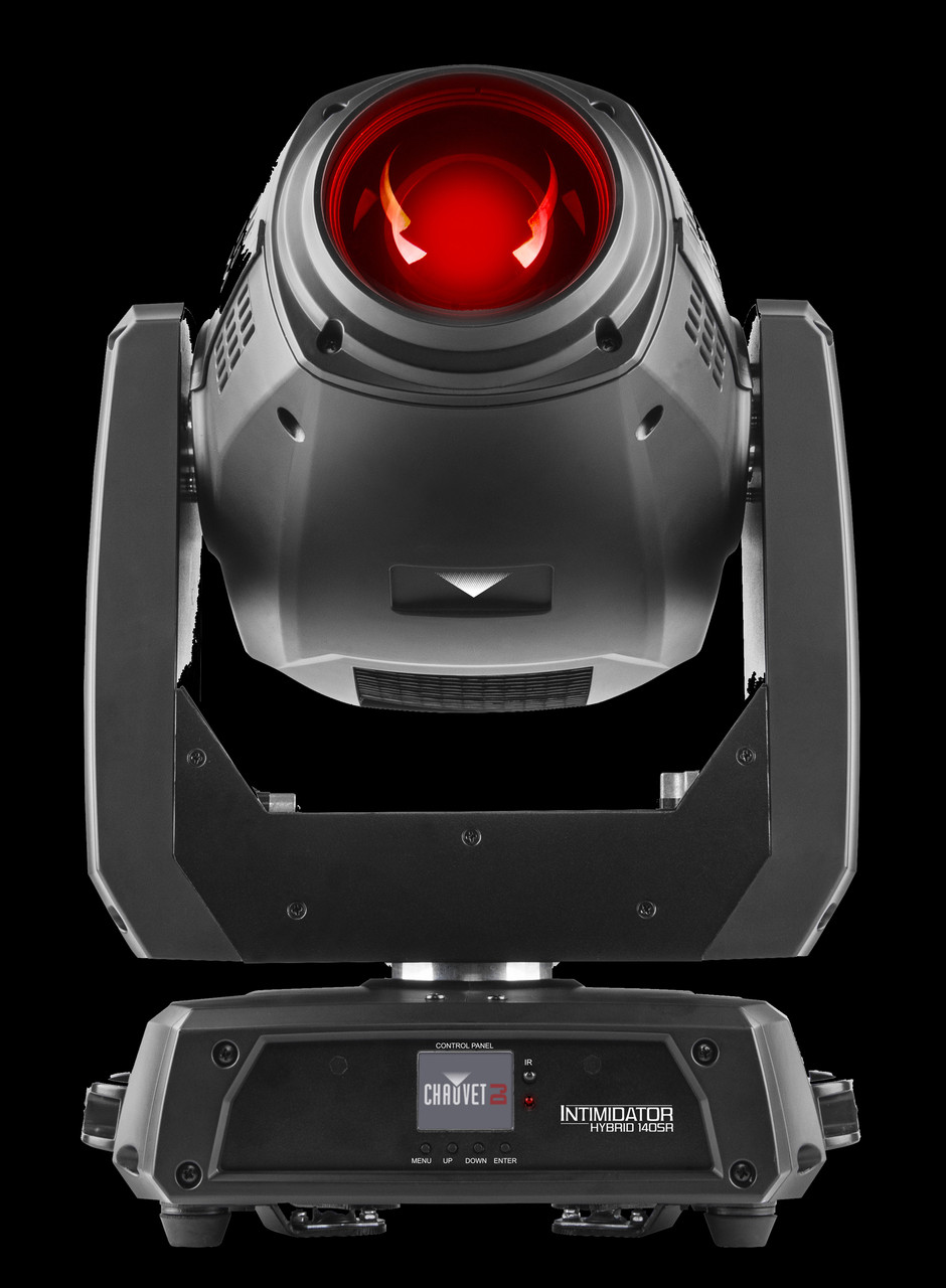 Chauvet dj intimidator hybrid 140sr all in one moving head light