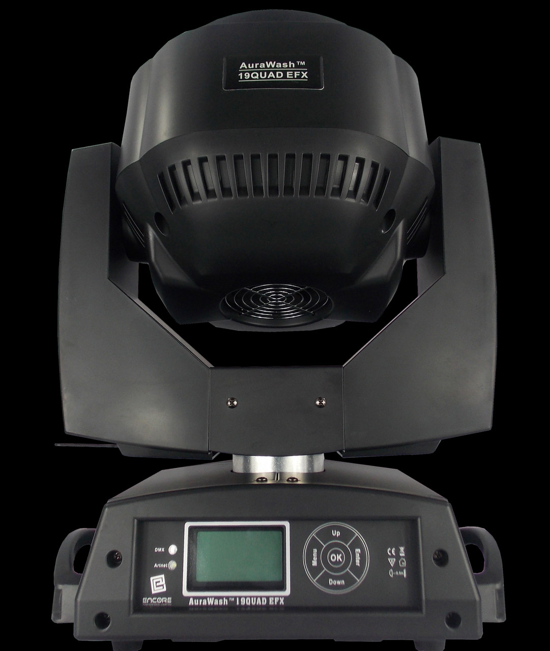 Encore AuraWash 19QUAD EFX RGBW Moving Head