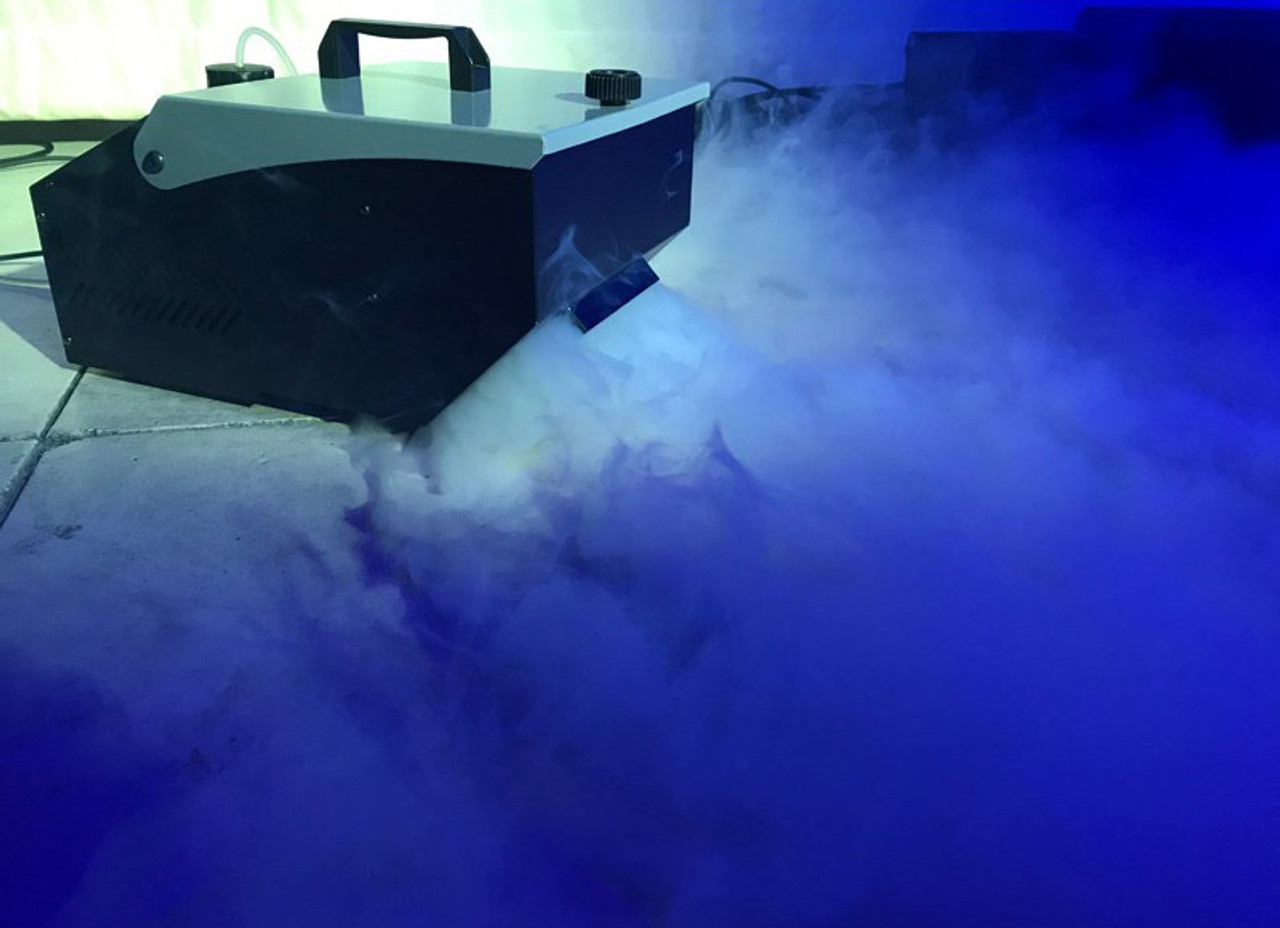 ADJ Mister Kool II Low-lying Dry Ice Effect Fog Machine