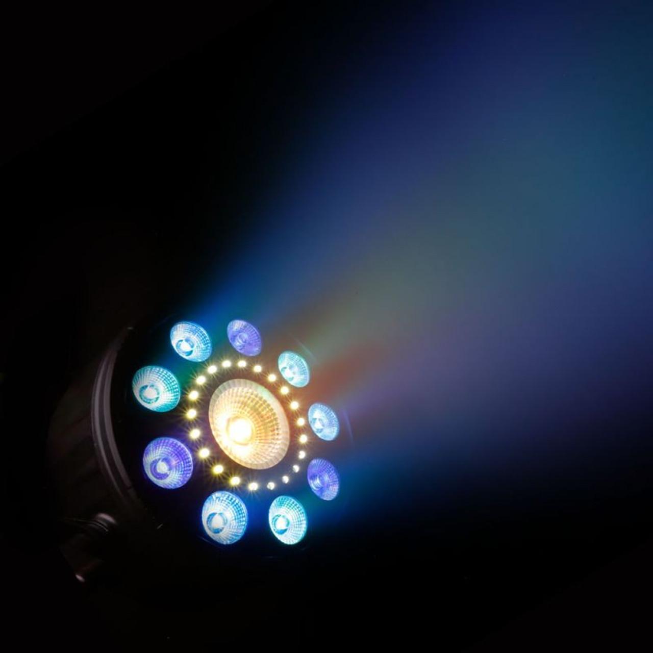 Eliminator Lighting Trio Par LED RGB Par Light