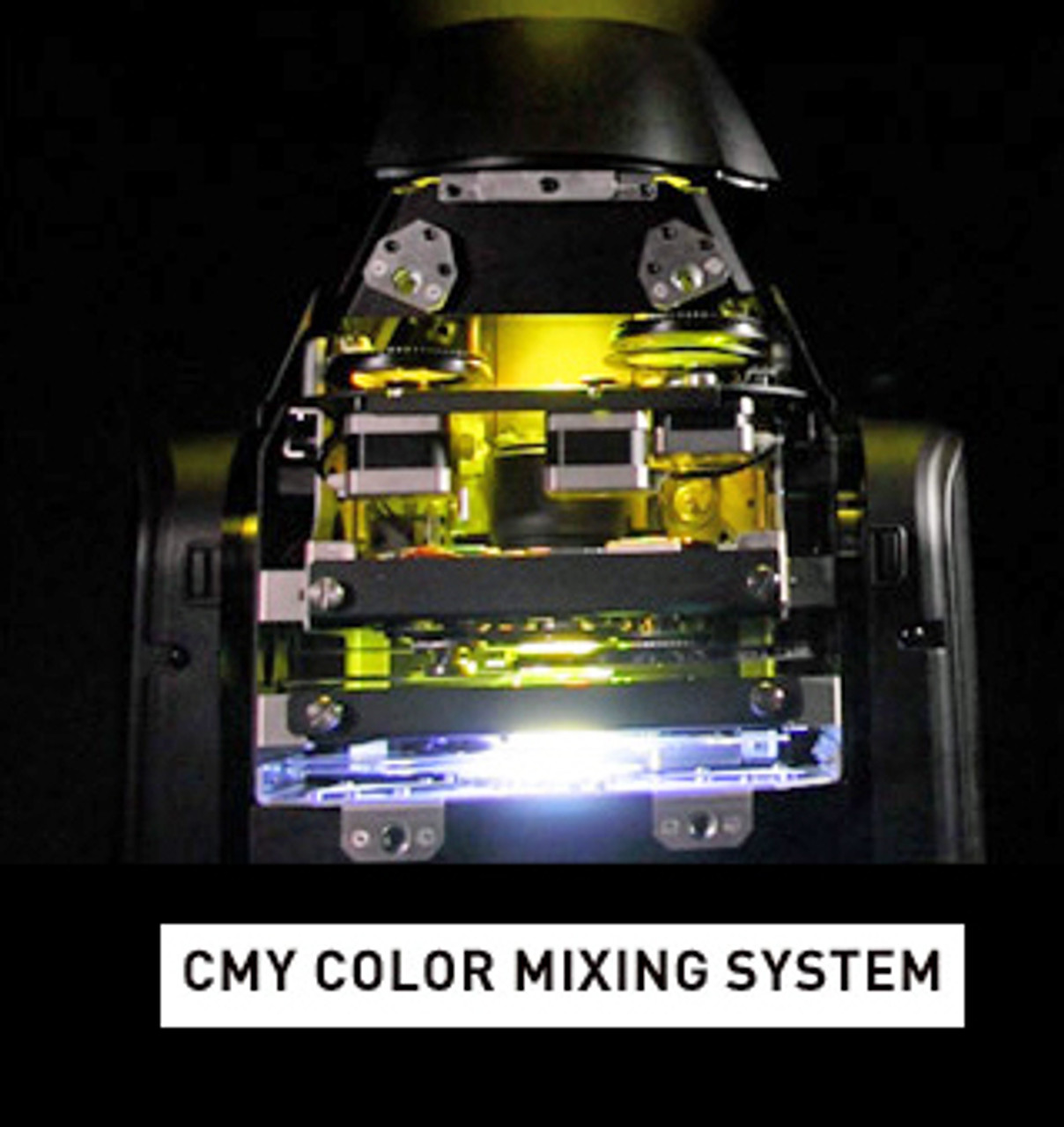 ADJ VIZI CMY300 LED Hybrid Moving Head Fixture