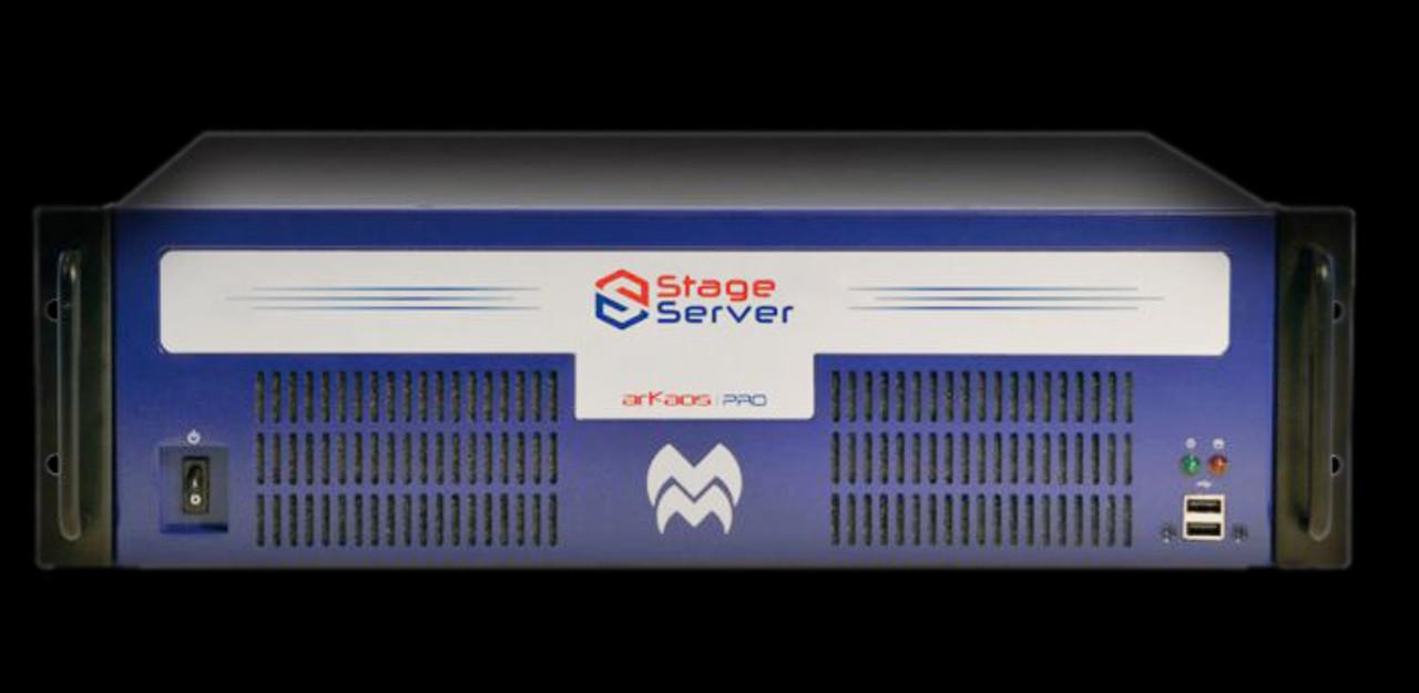 ArKaos PRO Stage Server PRO Media Server - 2 HD Output w/ MM PRO