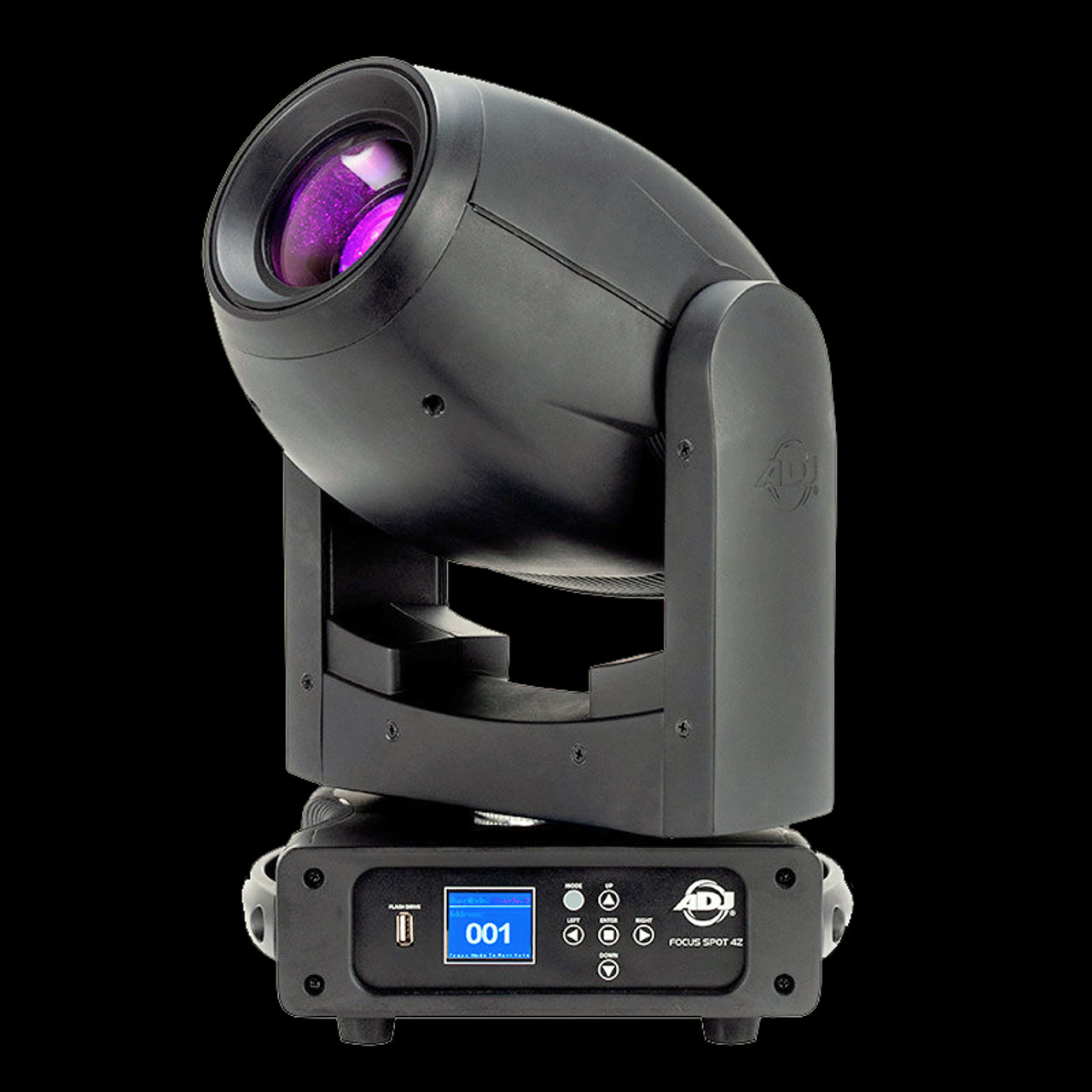 ADJ Focus Spot 4Z LED Moving Head Spot w/ Motorized Focus + Zoom