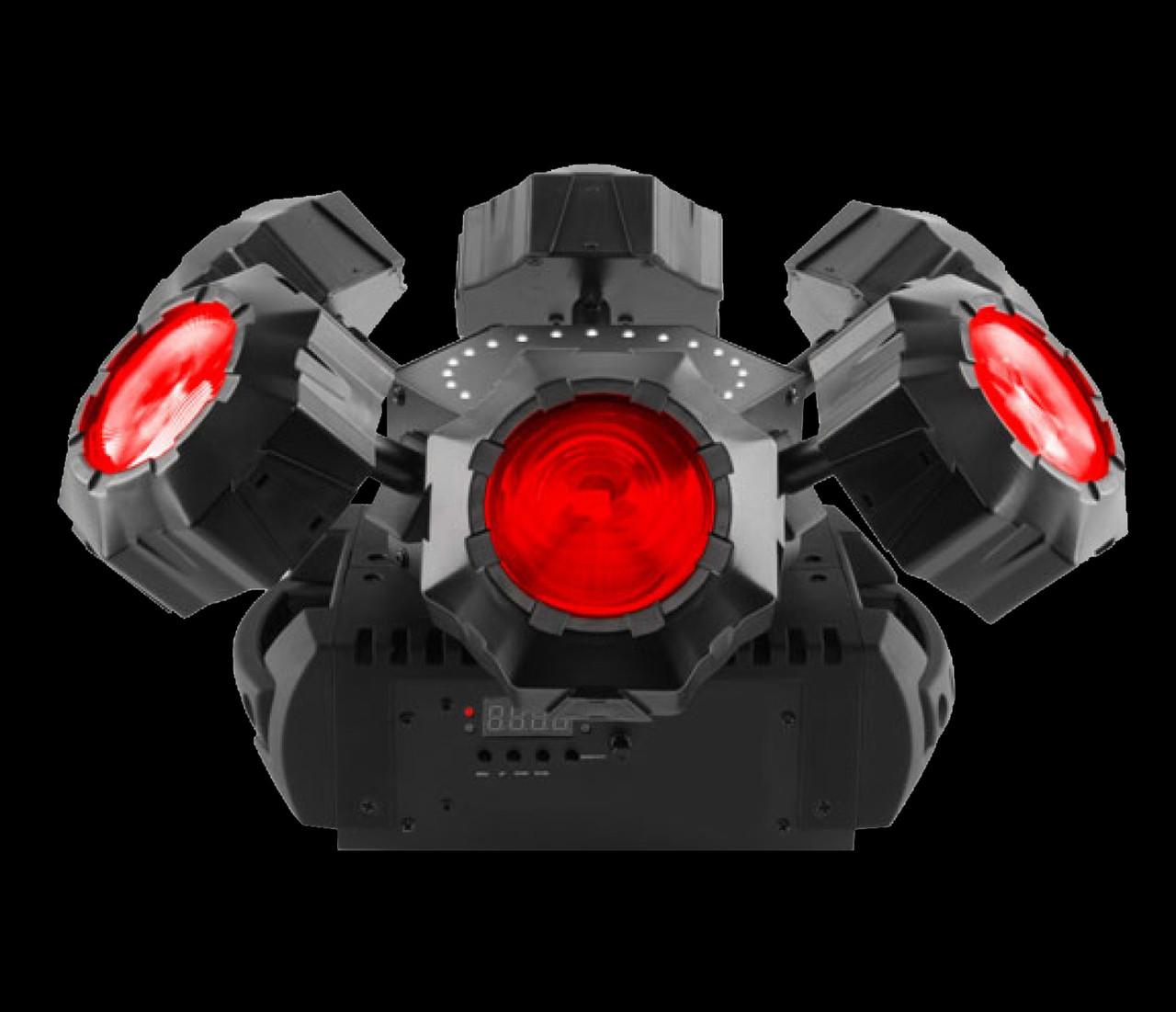 Chauvet DJ Helicopter Q6 Multi-effect DJ Light w/ Laser