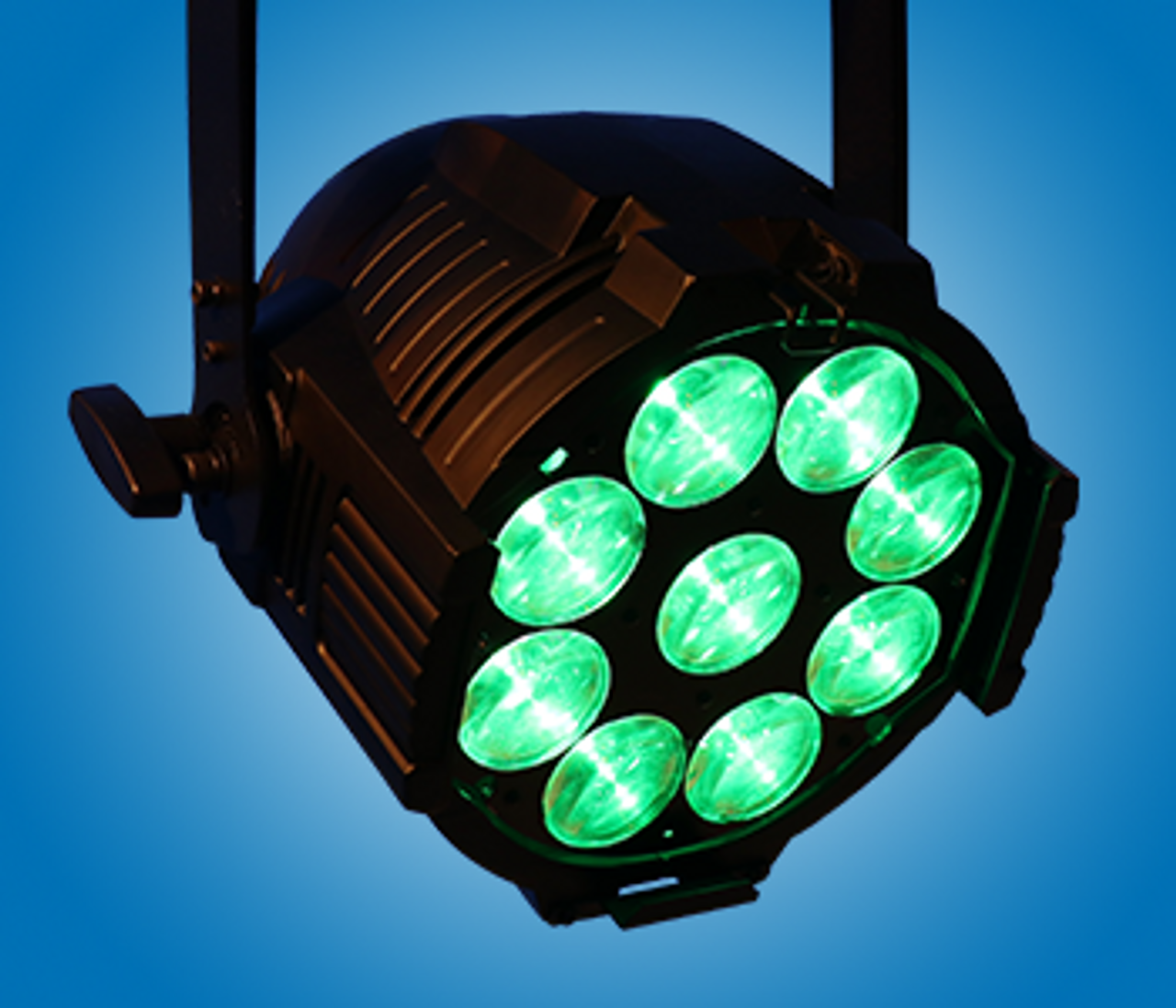 Altman AP-150 RGBW LED Par Can Light - Package