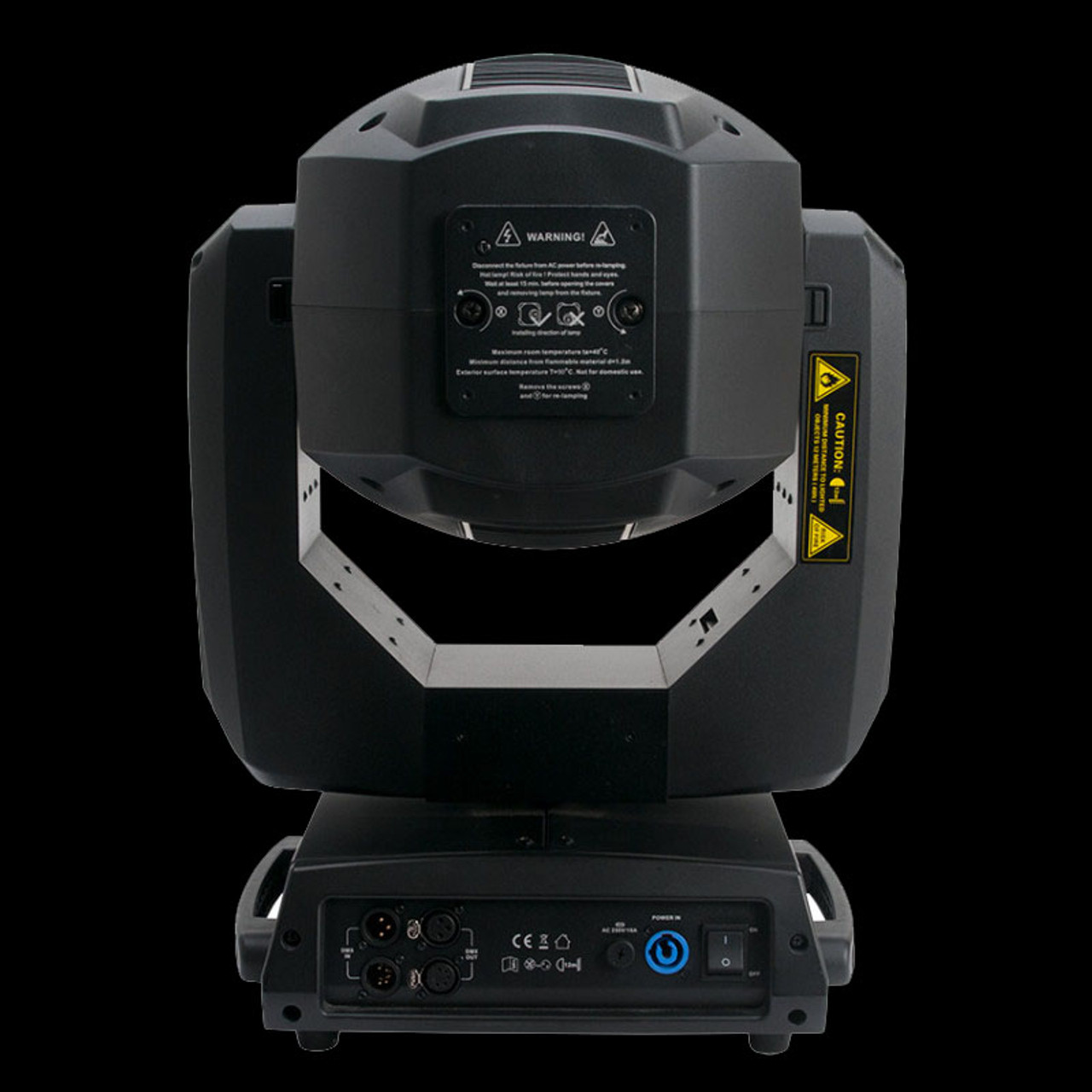 ADJ Vizi CMY 16RX Hybrid Moving Head Light Fixture