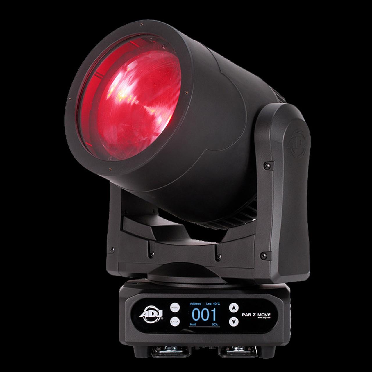 ADJ Par Z Move RGBW LED Beam / Wash Moving Head Light