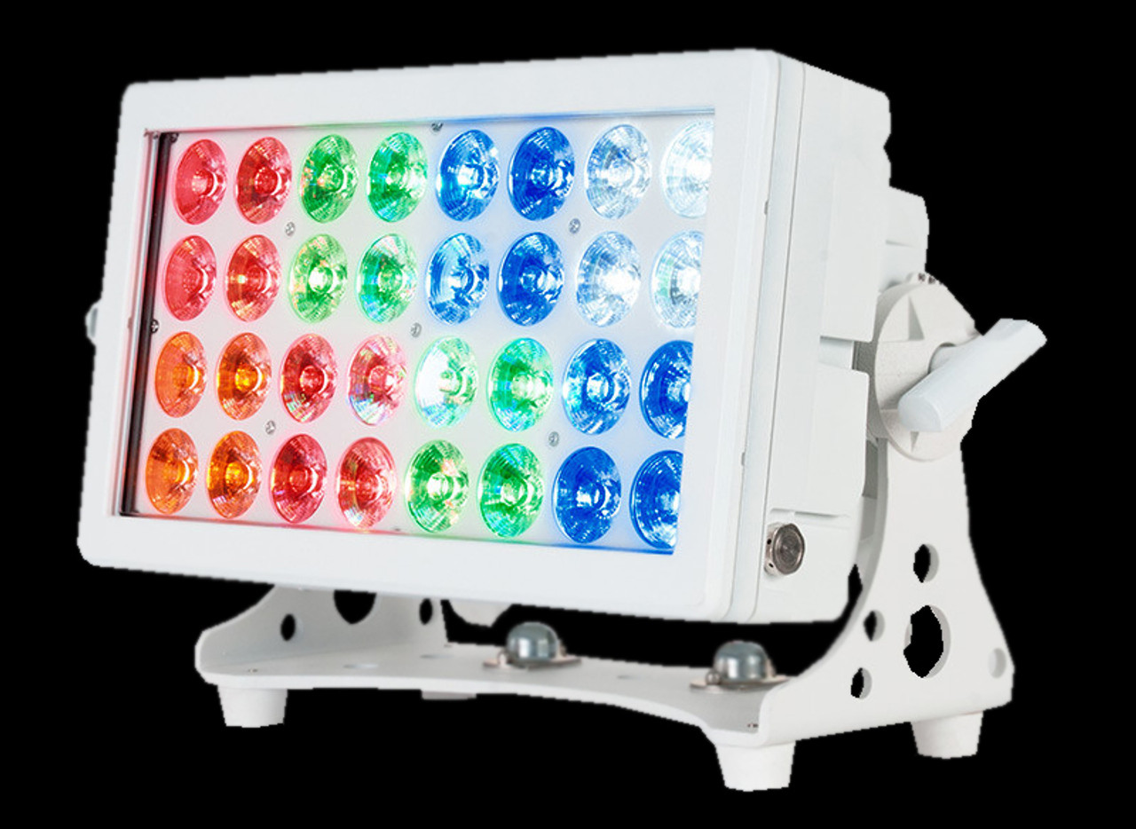 ADJ 32 HEX Panel IP Pearl LED Wash / Blinder